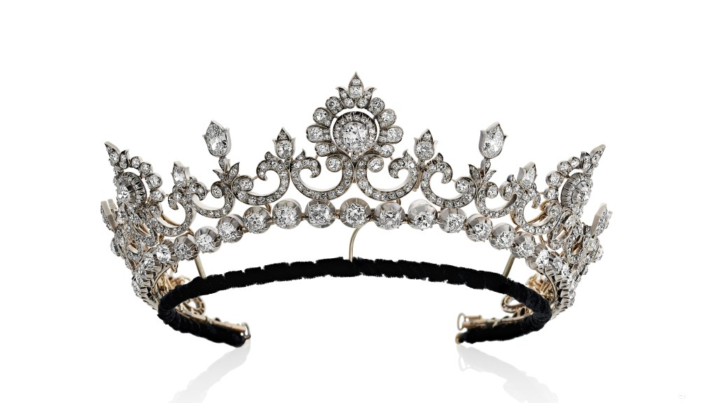 Anglesey Tiara. Hancocks London