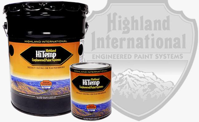 high temperature coating