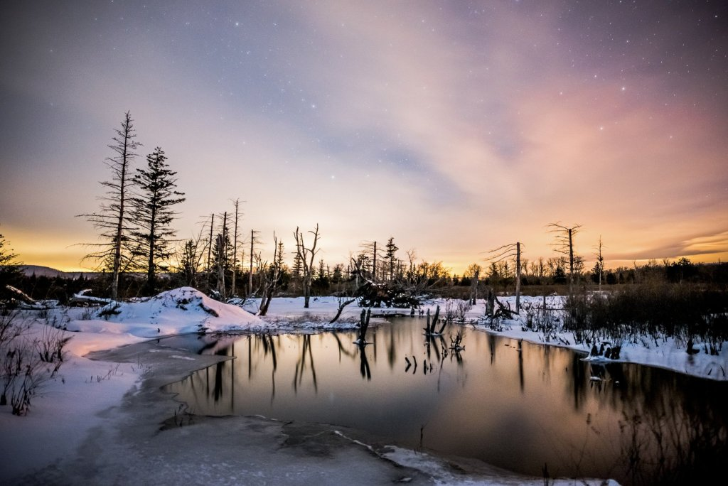 WV Night Photography: Canaan Valley