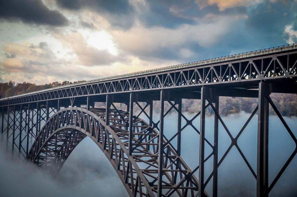 New River Gorge National Park: NRG Bridge