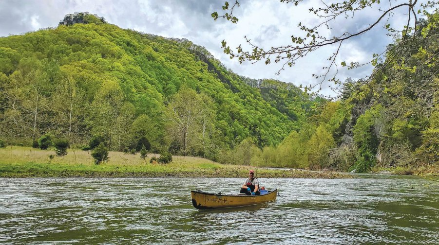 Smokehole Canoe