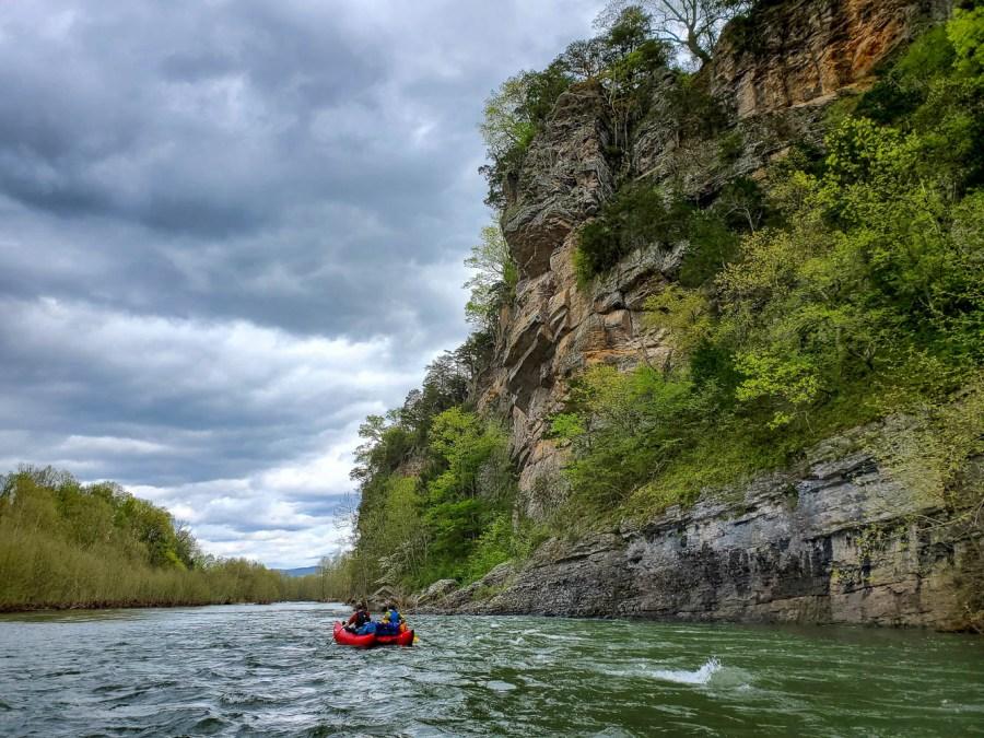 Smokehole - Potomac Cliffs