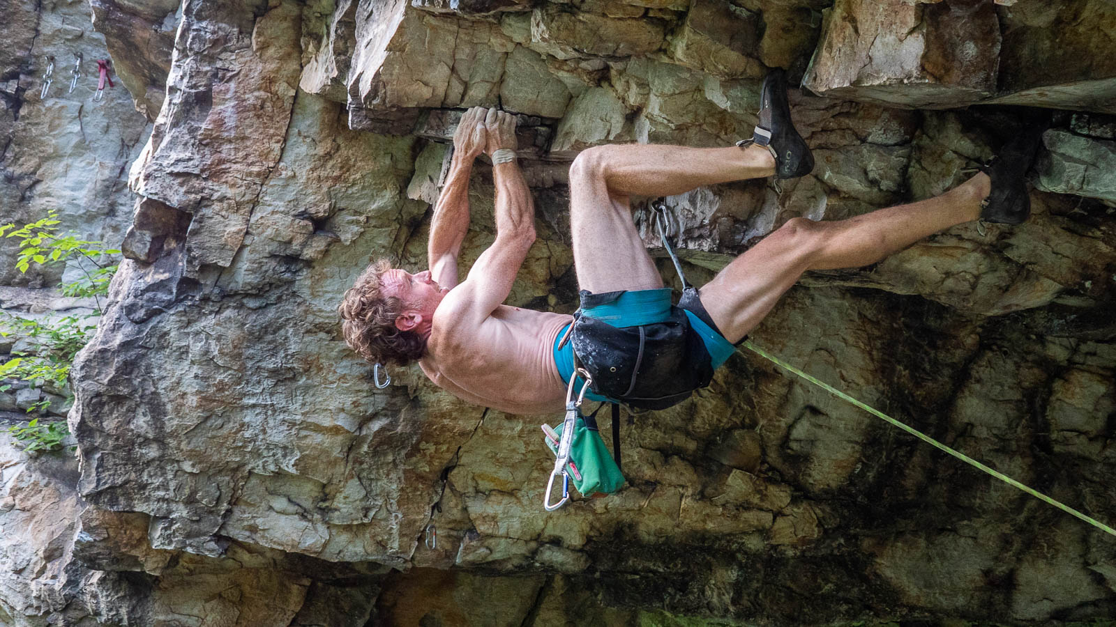 Flyin' Lion - Matt Fanning Exiting The Cave