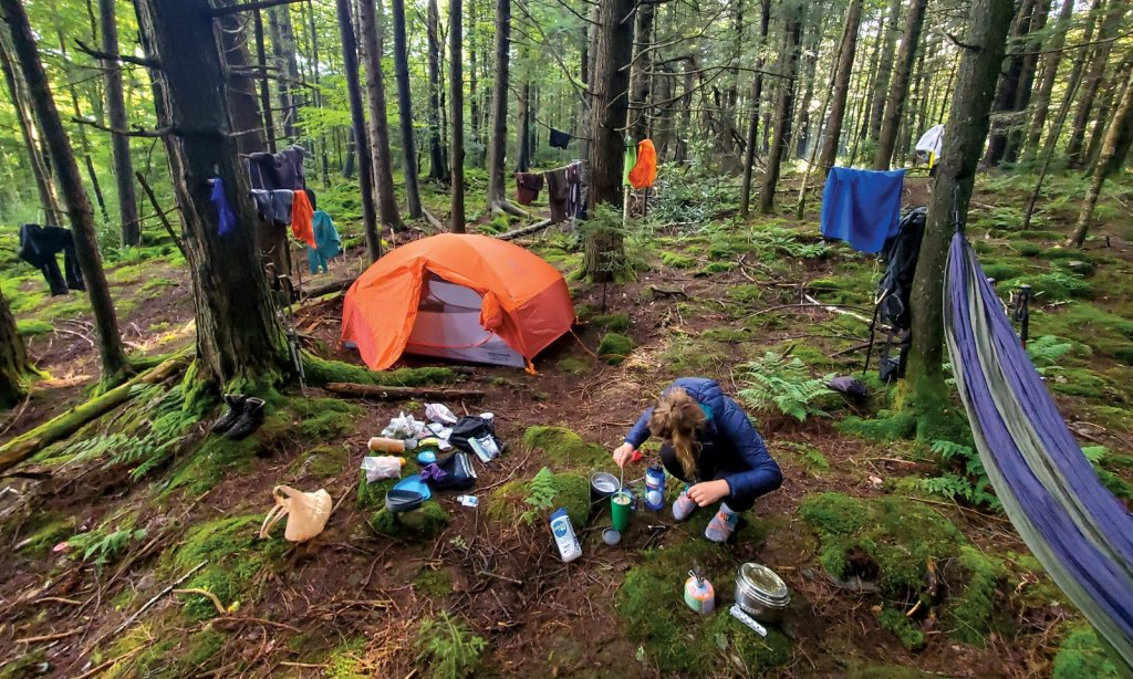 Sufferfest - North-South Camp