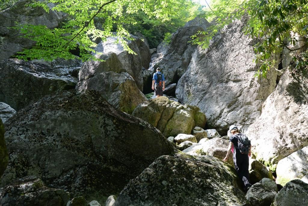 Creekyoneering - Big Run