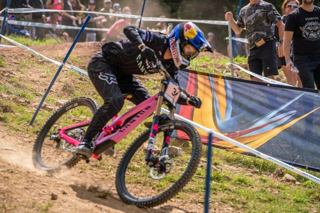 2021 Mountain Bike World Cup: Tahnee Seagrave