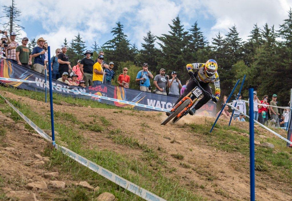 2021 Mountain Bike World Cup: Wyn Masters
