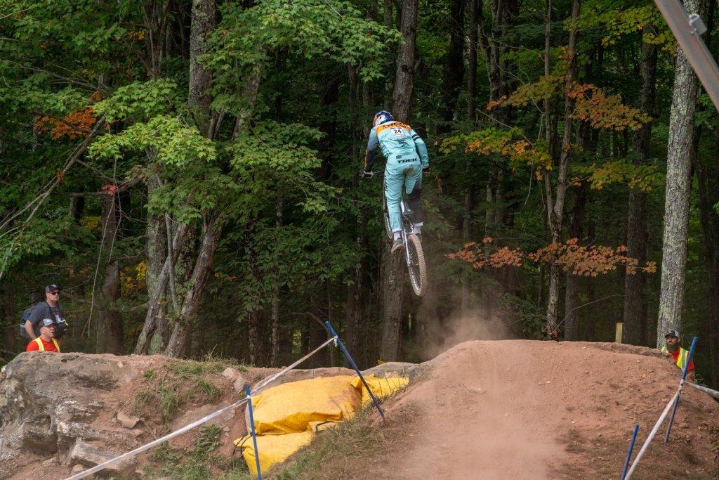 2021 Mountain Bike World Cup: Kade Edwards