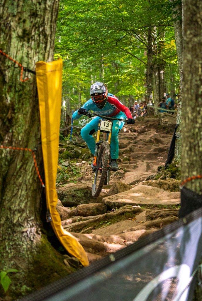 2021 Mountain Bike World Cup: Matt Walker