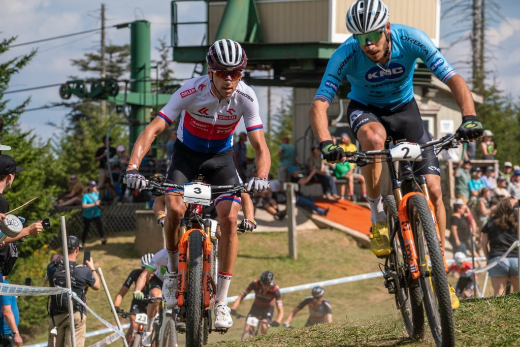 2021 Mountain Bike World Cup: Mens CCO Race