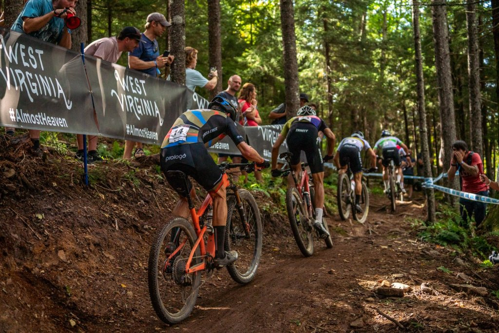 2021 Mountain Bike World Cup: Men's CCO Woods