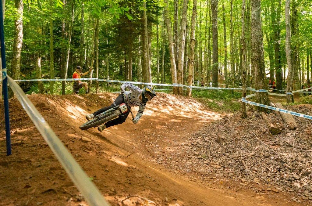 2021 Mountain Bike World Cup: Mick Hannah