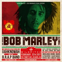 Tickets Going Fast for 3rd Annual Bob Marley Tribute in Atlanta