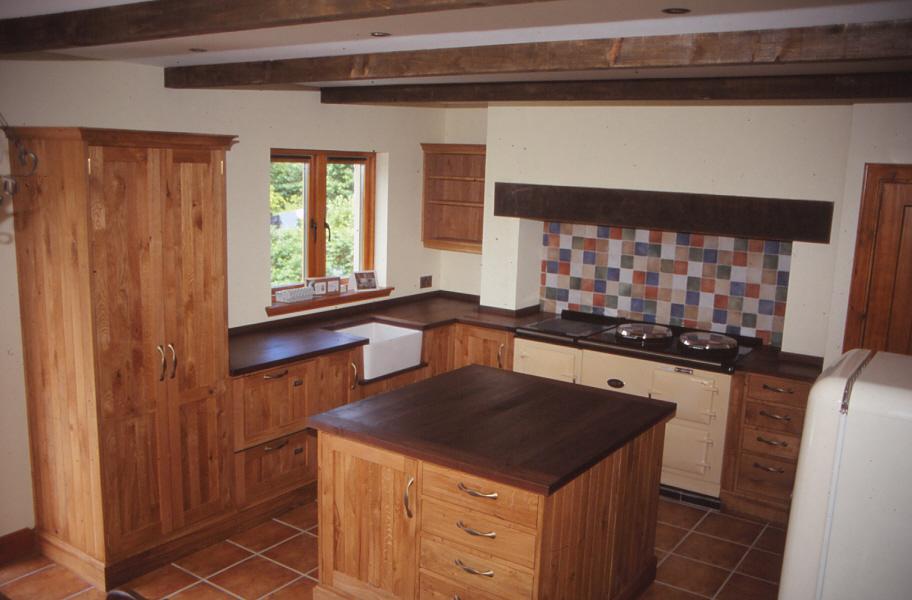 Kitchens Designed And Built By Highland Bespoke Furniture
