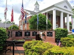 Highland County, Virginia, Veterans Memorial, veteran, veterans, memorial, honor