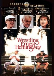 Richard Harris, Piper Laurie, Highland County, Virginia, movie, introvert, living, remote, rural, Wrestling Ernest Hemingway, Robert Duvall, Sandra Bullock, Amazon,