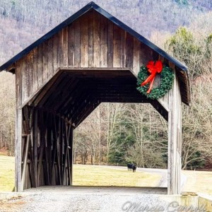 Highland County, Virginia, Christmas, photo, photography, feature, landscape, wildlife, still life, covered bridge, small town, rural, community, holiday, holidays, winter wonderland, christmas lights near me, christmas getaway, christmas around the world, christmas holidays, christmas activities near me, 12 days, Christmas Eve, christmas decorations, best small towns to live, best small towns to retire, most affordable small towns, rural american towns, country living
