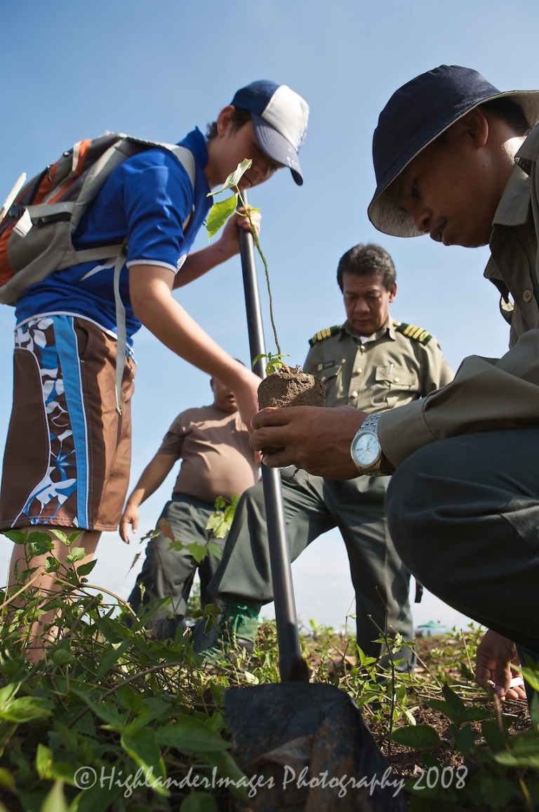 Eco Warriors Tree Planting Project