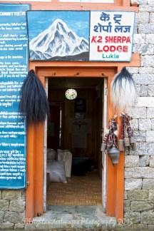 Sherpa Lodge, Lukla, Nepal