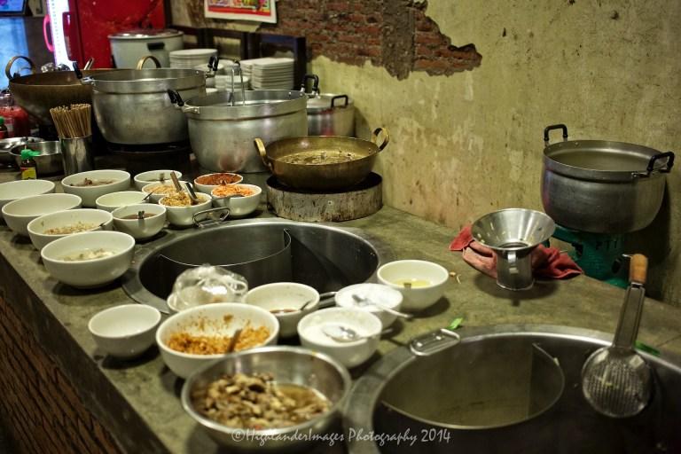Chiang Mai Beef Noodles Restaurant, Chiang Mai, Thailand