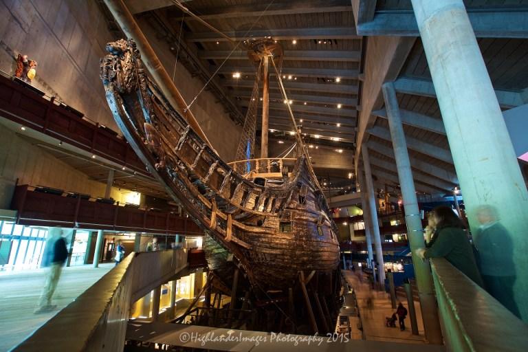 Vasa Museum – Stockholm, Sweden – highlanderimages photography
