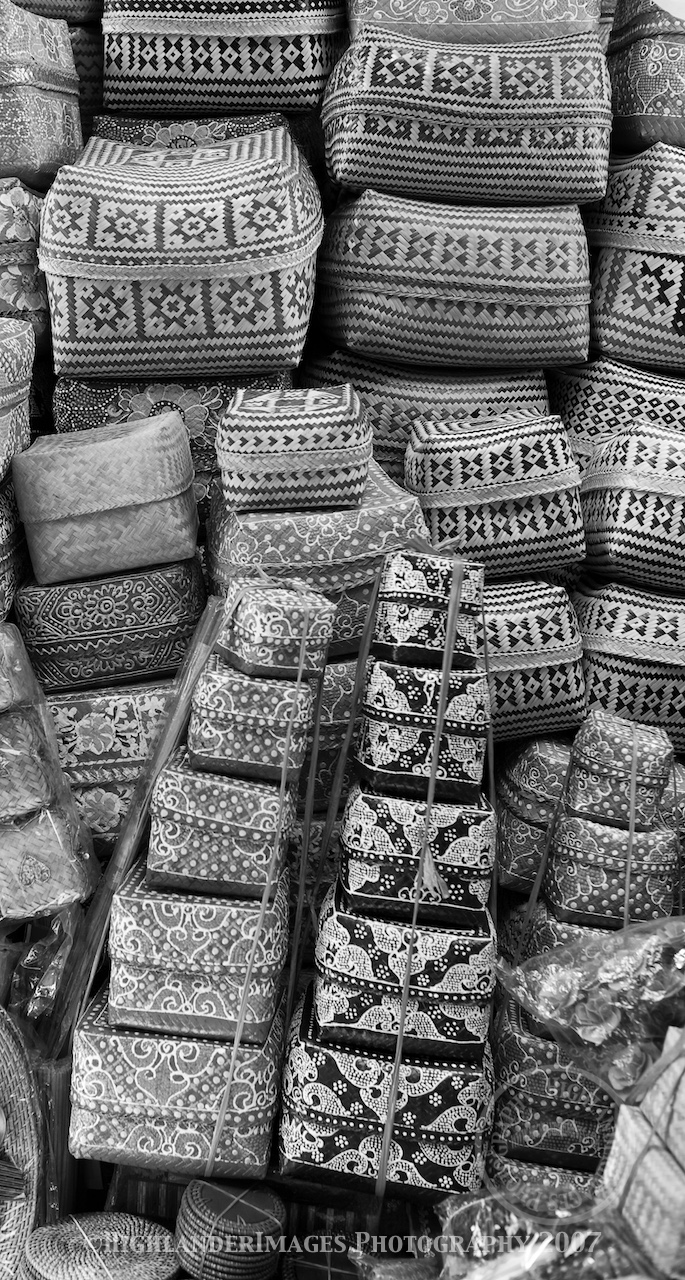 Indonesian Baskets