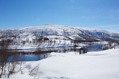 Hardangervidda Mountain Plateau, Eidfjord, Norway