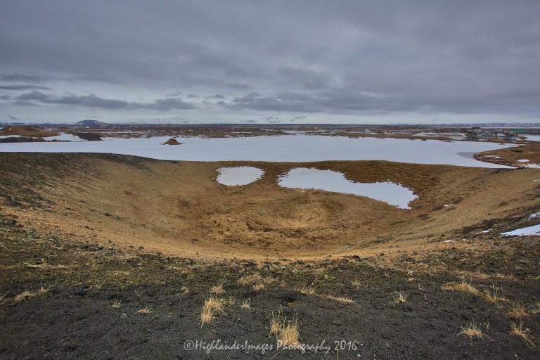 Skutustadir, Reykjahlíð, Iceland