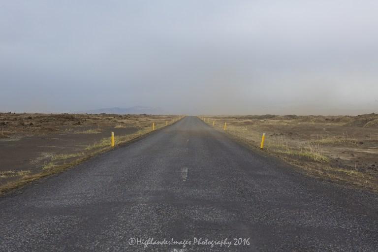 Highway 1 between Vik and Kirkjubaejarklaustur, Iceland