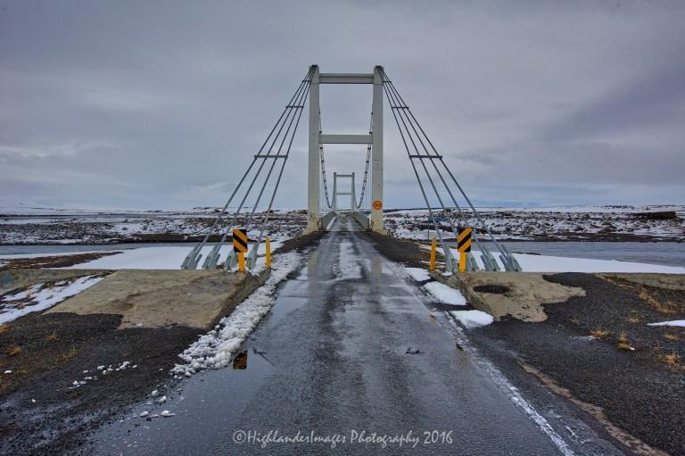 Highway 1 between Egilsstadir and Myvatn, Iceland