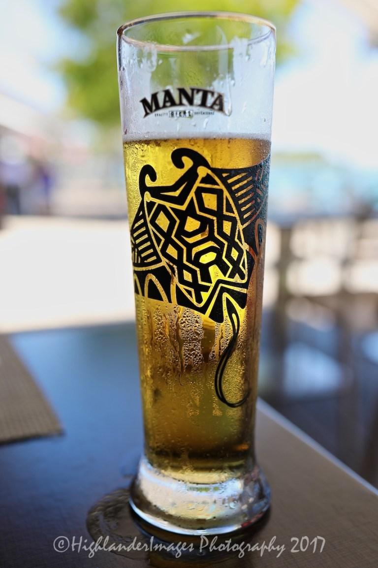 Local Beer, Noumea, New Caledonia