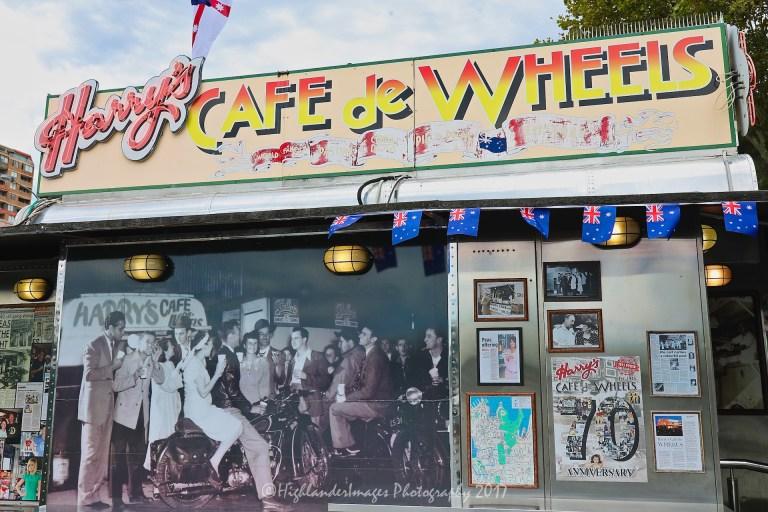 Harry's pie shop, Cafe de Wheels, Woolloomooloo, Sydney, Australia