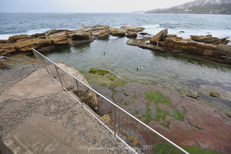 Dolphin's Point, Coogee Beach, Sydney, Australia