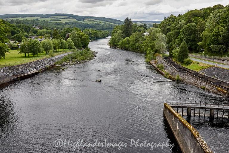 Pitlochry Dam