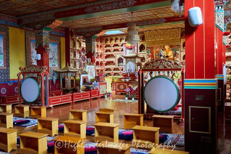 Kagyu Samye Ling Monastery
