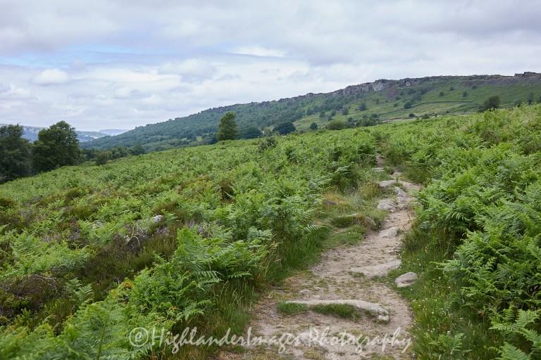 Curbar Gap, Peak District