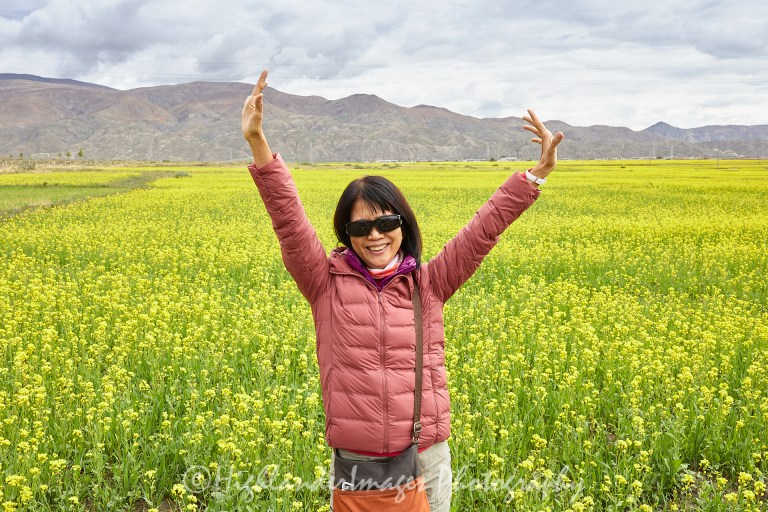 Shigatse to Qomolangma National Nature Reserve, Tibet