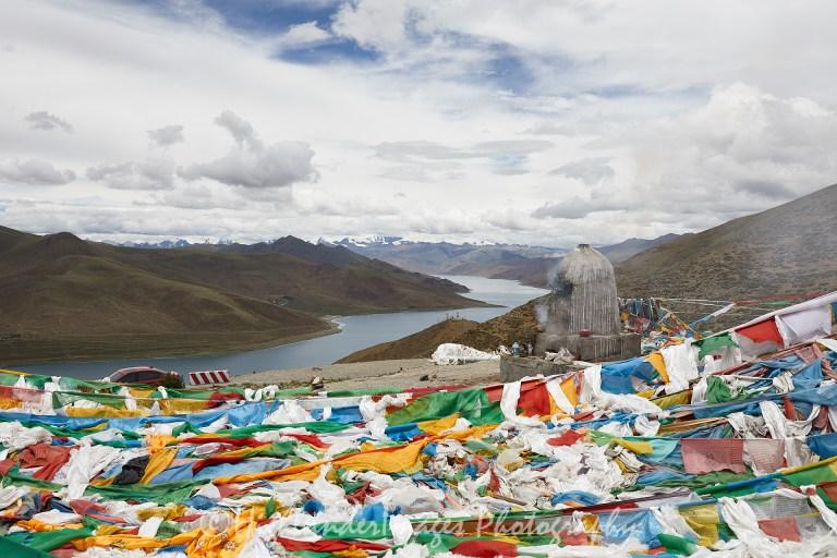 Yamzho Yumco, Tibet