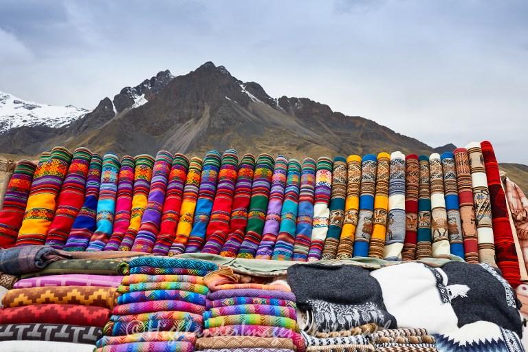 La Raya Viewpoint, Peru