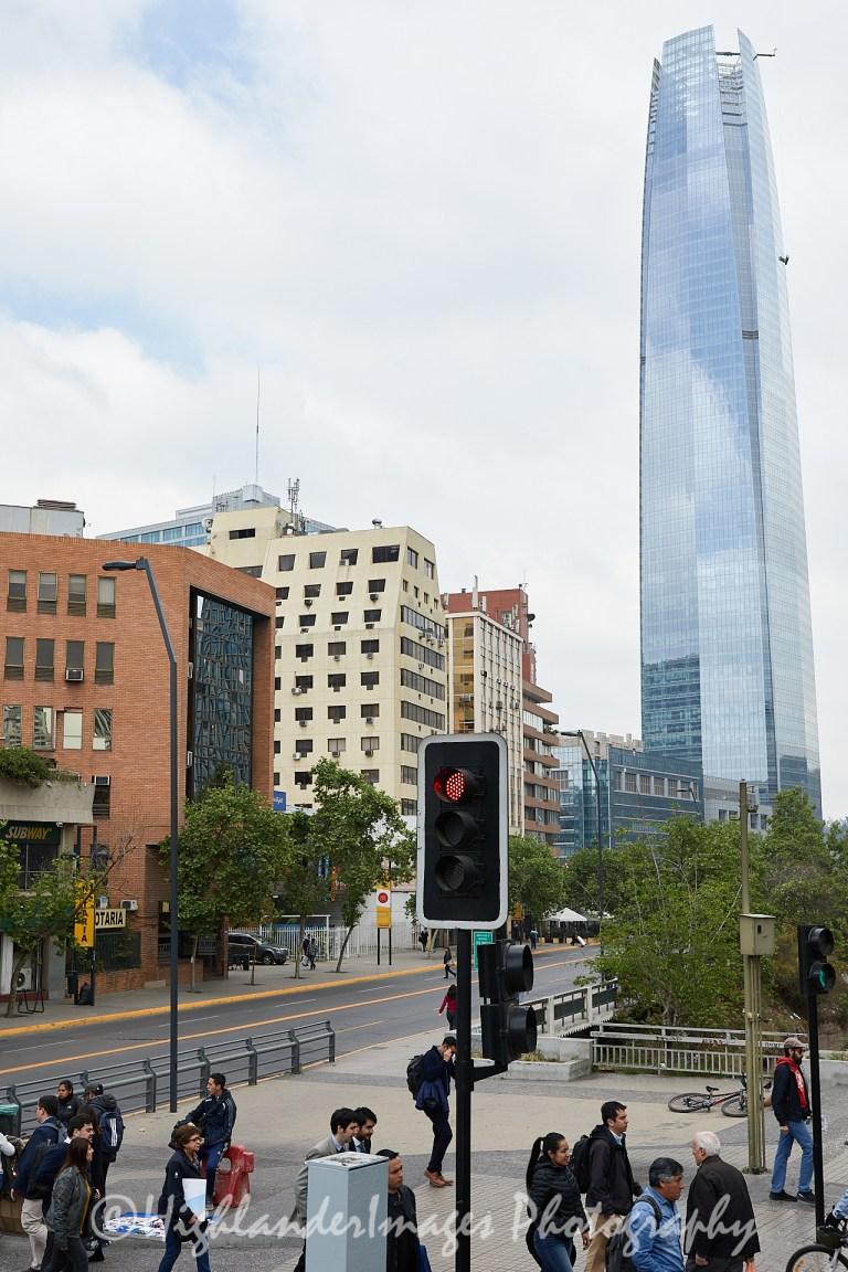 Costanera Center, Santiago, Chile