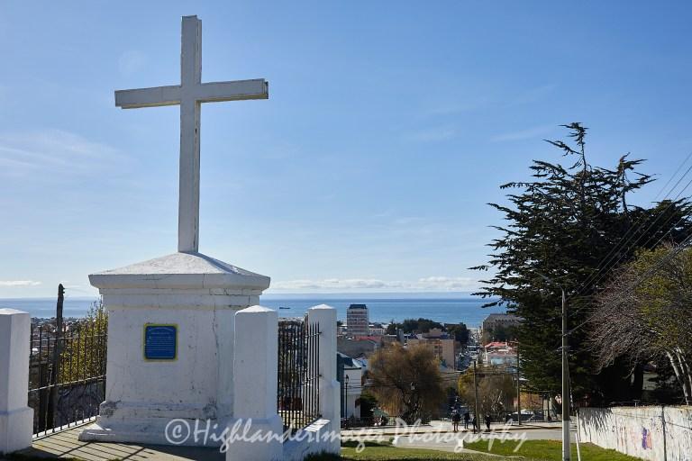 Cerro La Cruz, Punta Arenas, Chile