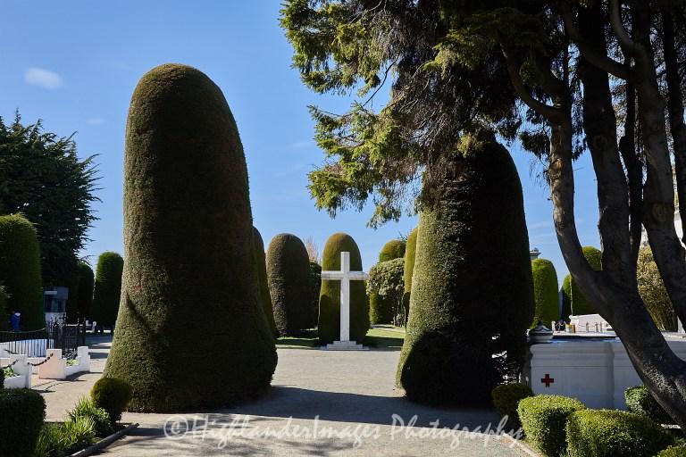 Cemetario Municipal Sara Braun, Punta Arenas, Chile