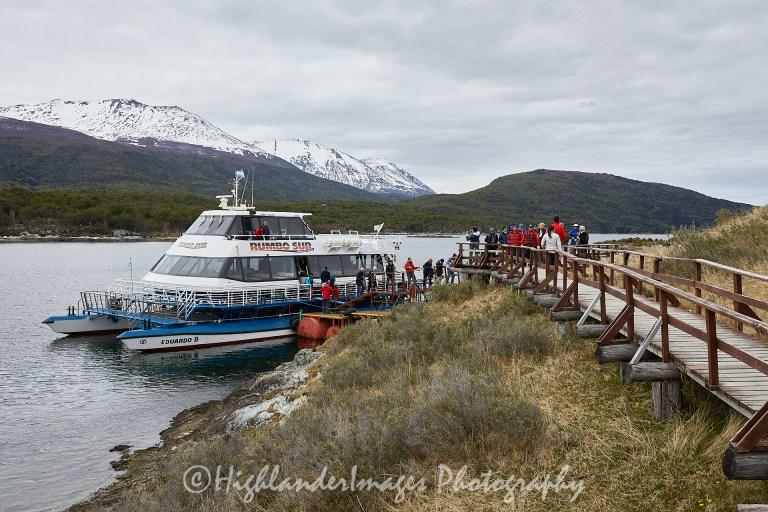 Bahia La Pataia, Tierra del Fuego National Park, Ushuaia, Argentina