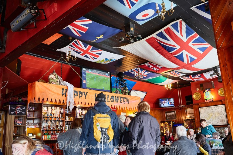Globe Tavern, Port Stanley, Falkland Islands