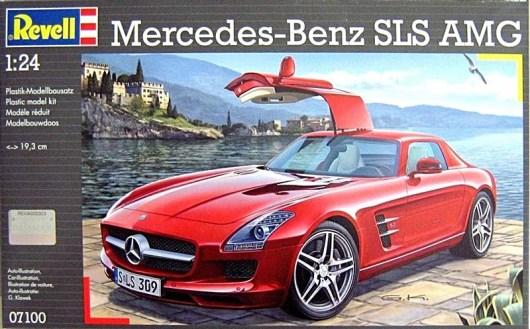 07100 Mercedes-Benz SLS AMG