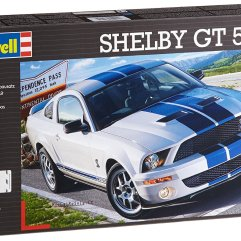 07243 Shelby GT500