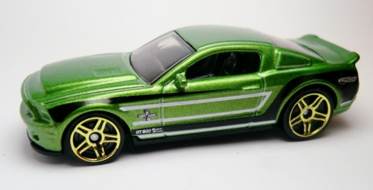 10 Ford Shelby GT500 Super Snake