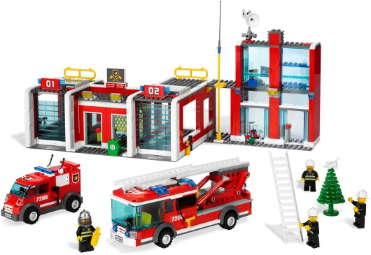 7208 Fire Station