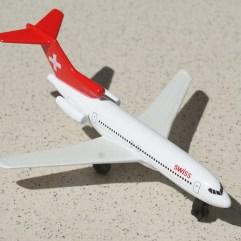 Airplane-Swiss Air