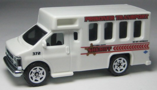 MB372 Chevy Transport Bus